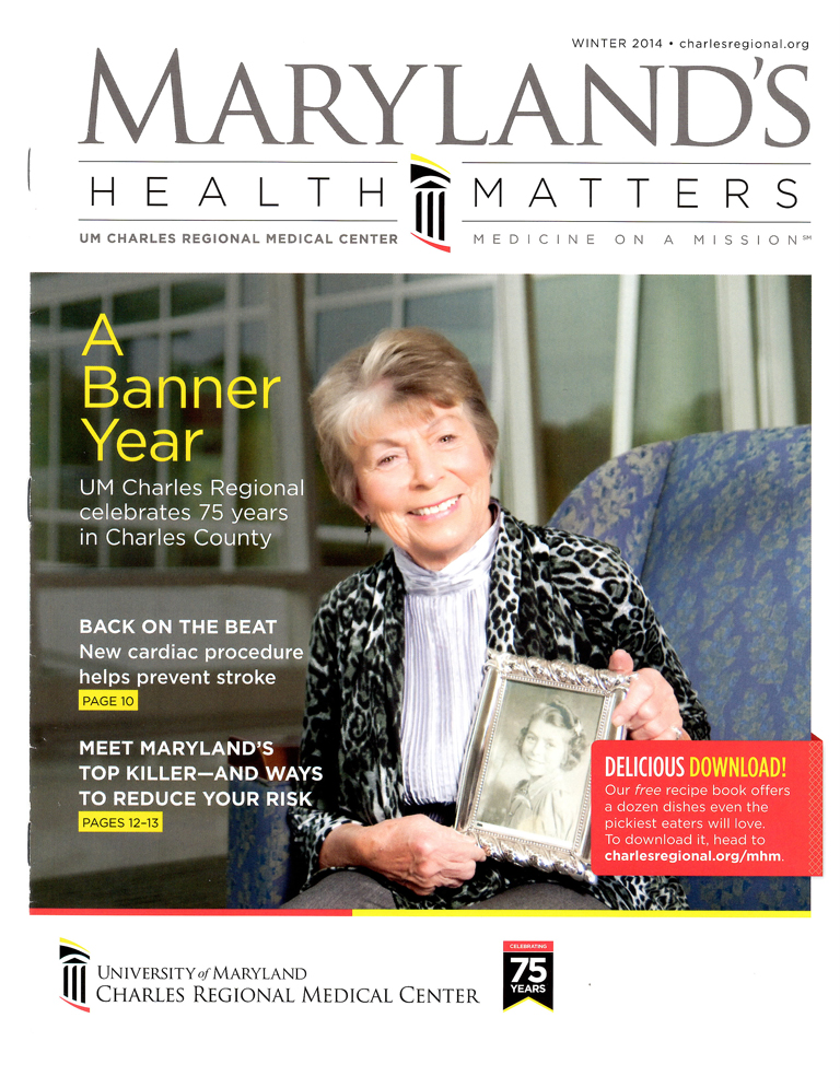 Maryland's Health Matters