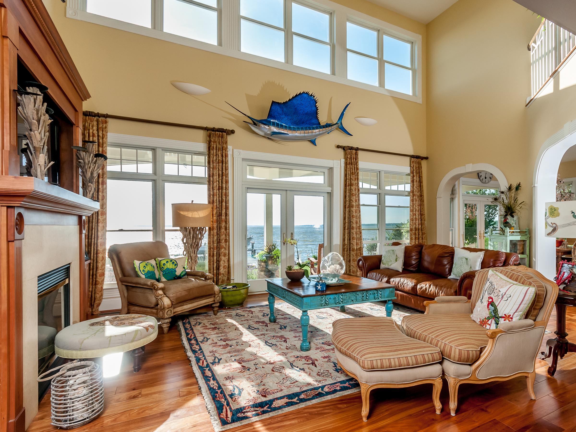 Beautiful views, real estate photography