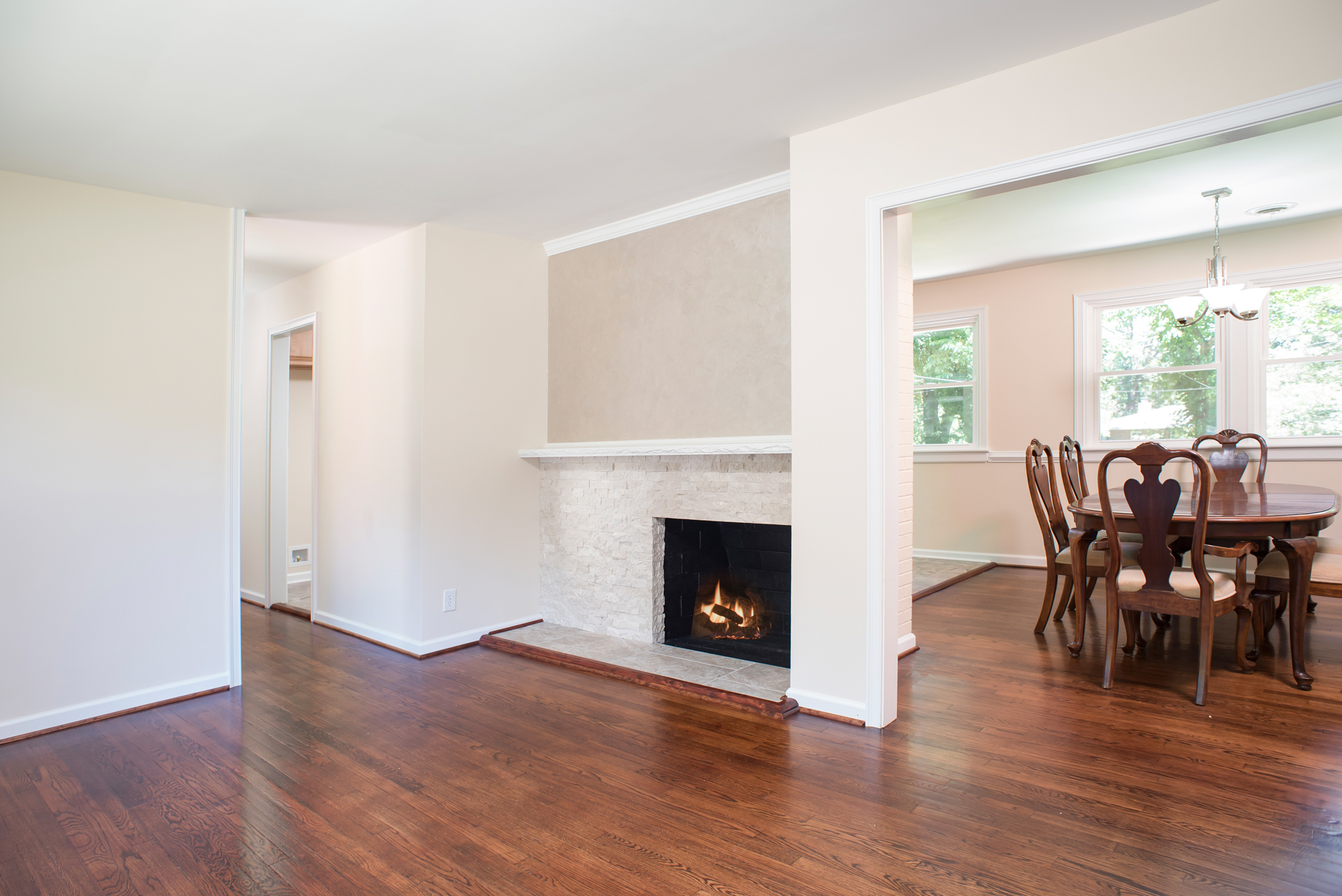 5952 Forest Hill Ave. All brick remodeled home in the perfect location for those who want to experience all that RVA has to offer! Click the photo for a tour of this remodeled rancher.