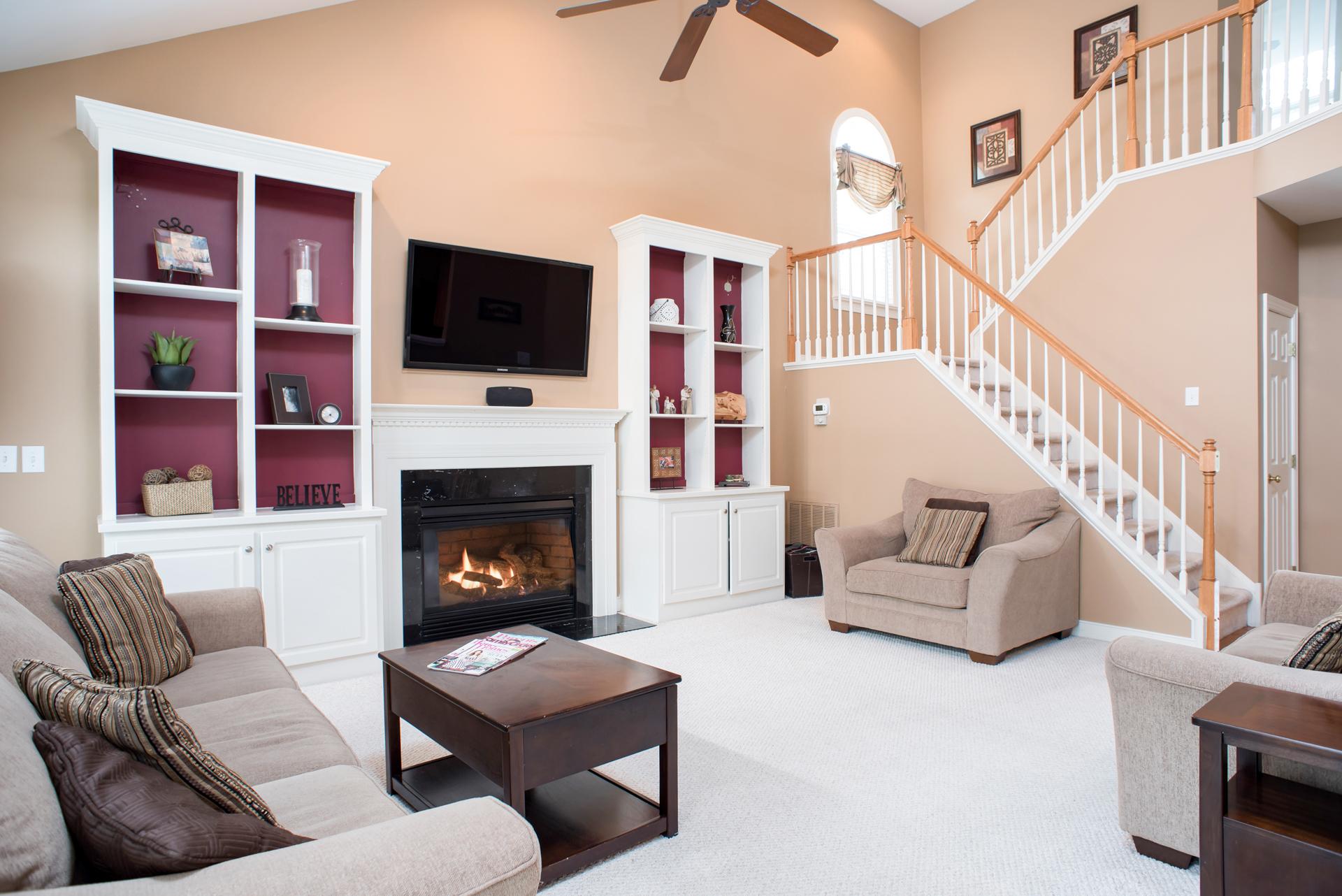 Living Room Photograph