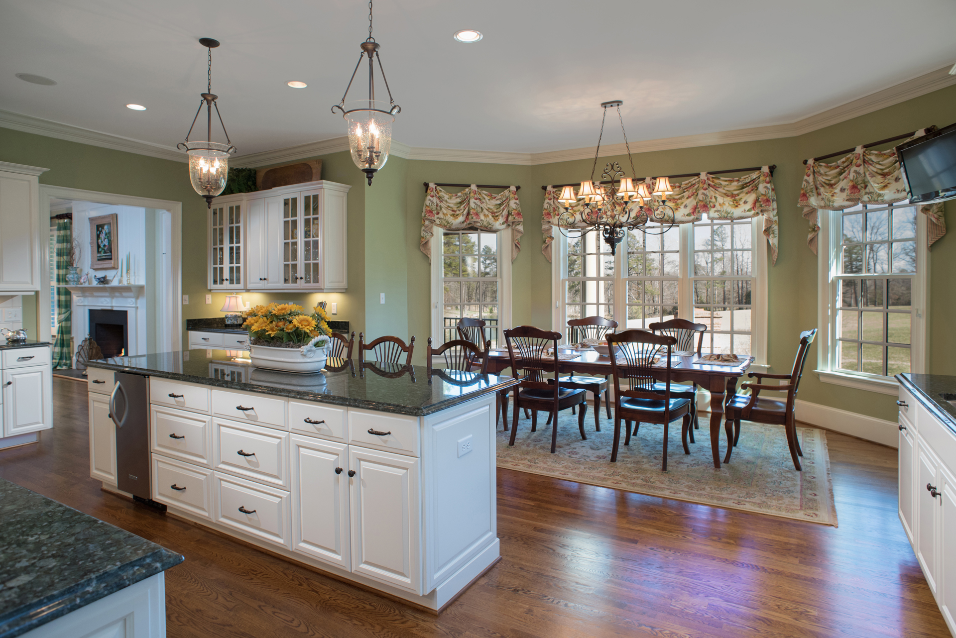 Custom Built Home Beautiful Interior Design
