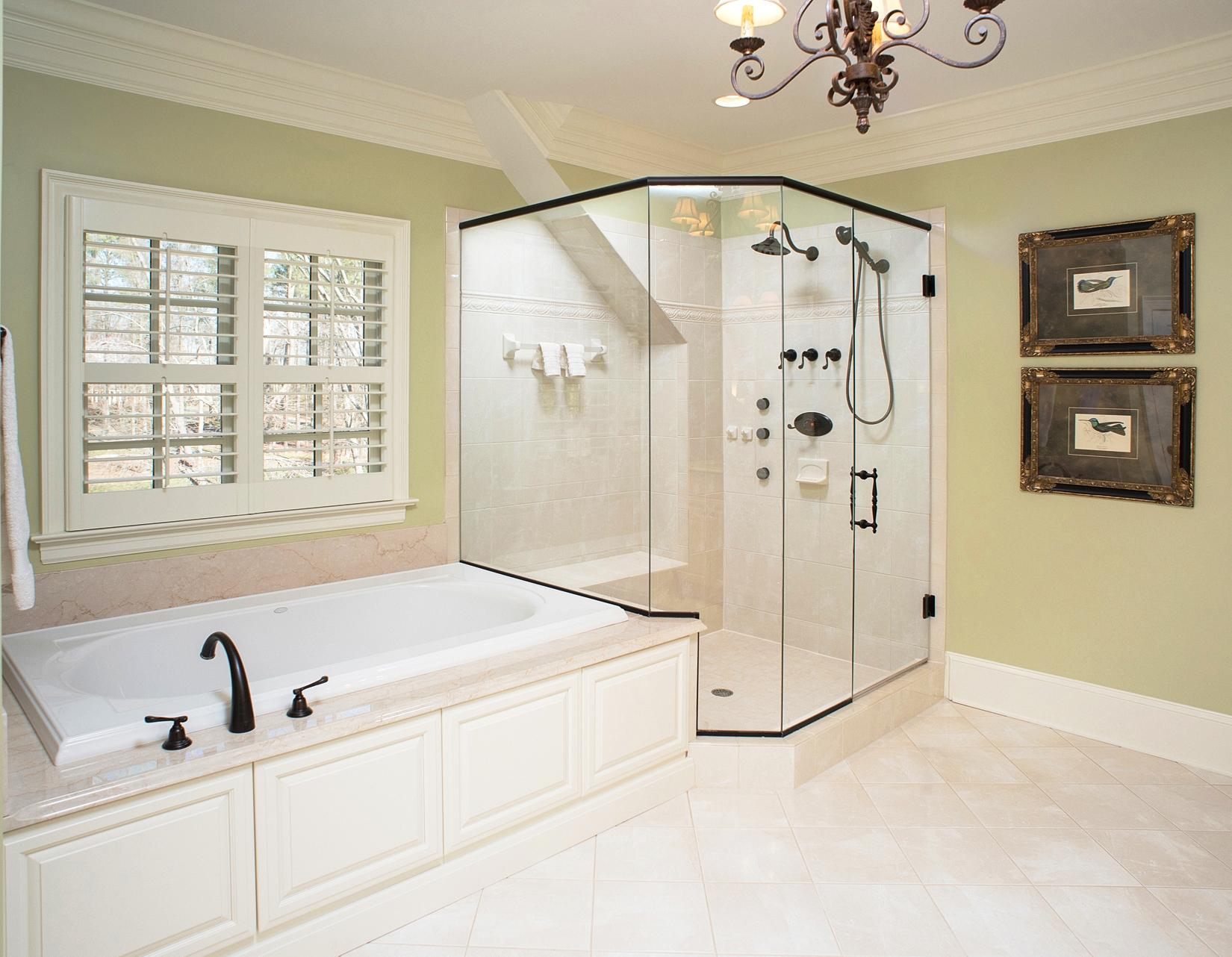 Master Bath-Richmond Real Estate Photography