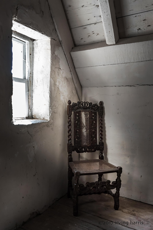 Bacons Castle Chair