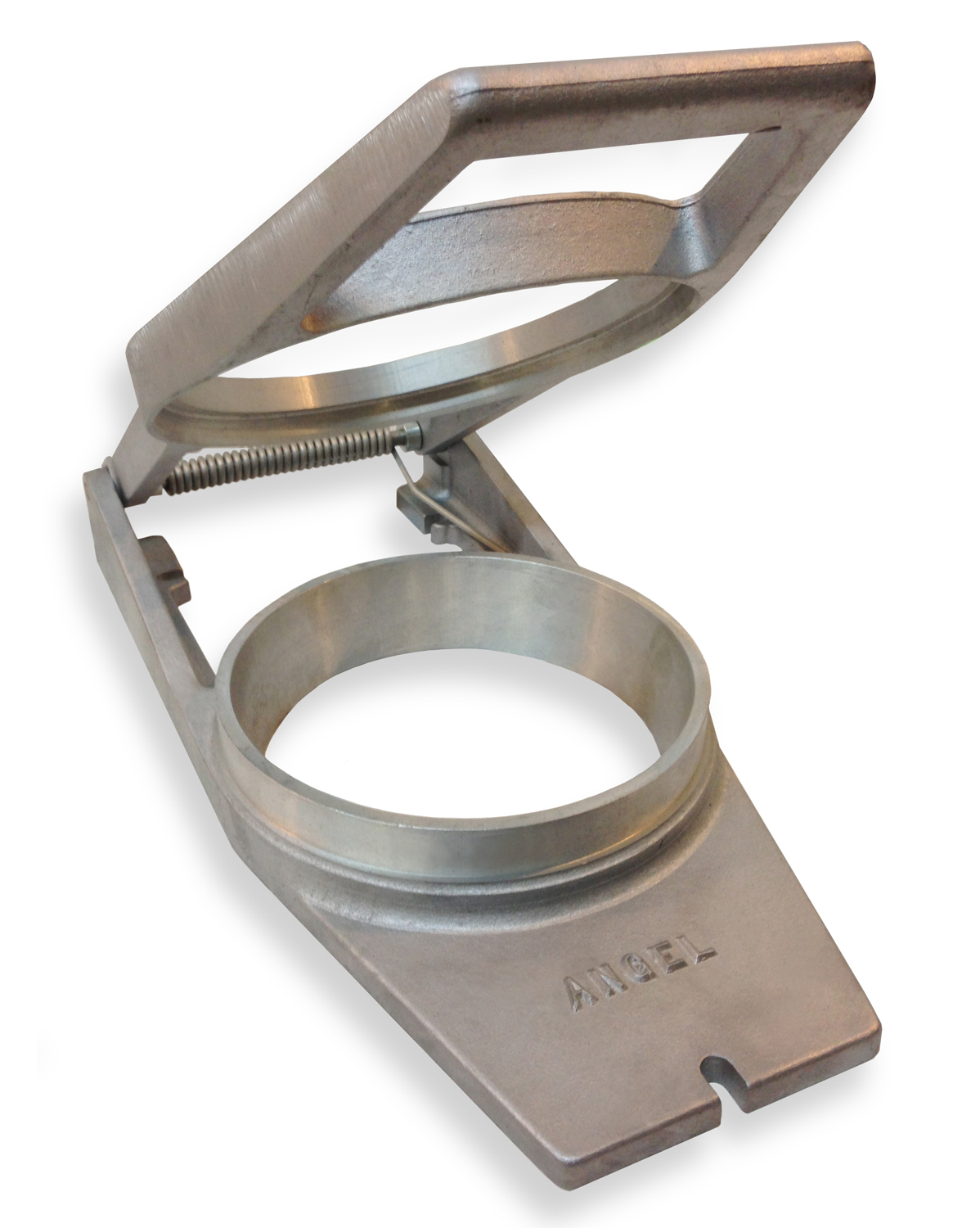 Our Crimpers are available in round and rectangle formats. Stock and custom sizes available.