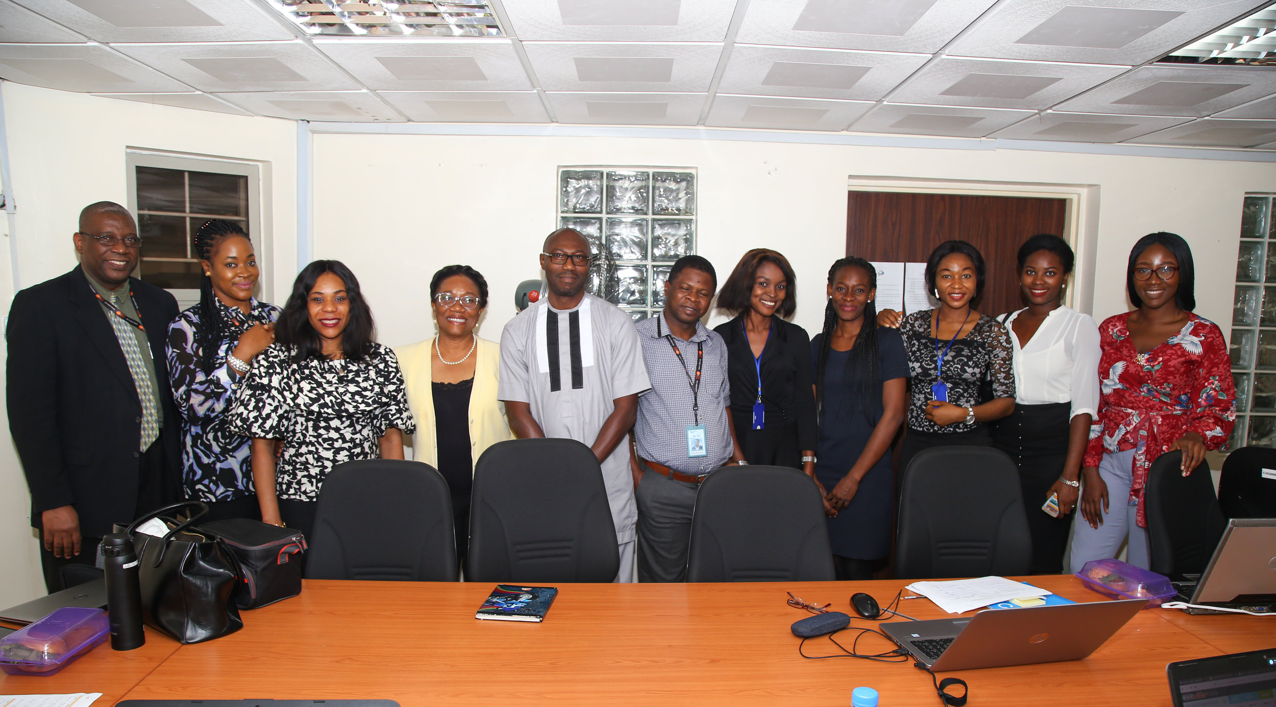The UNFPA and C4C Team
