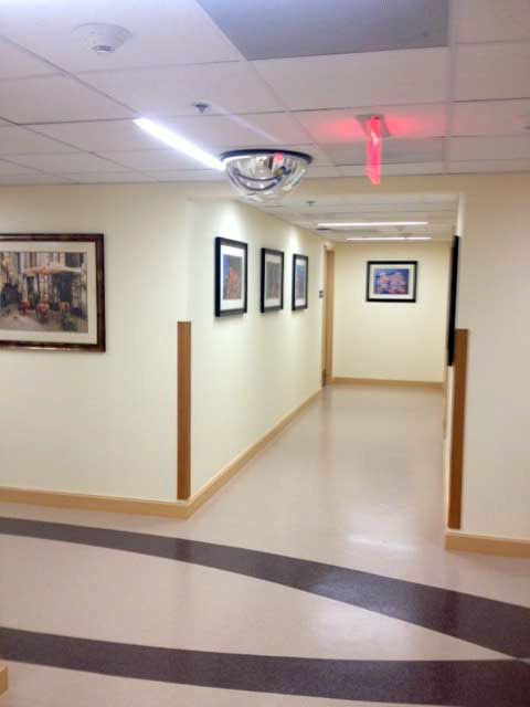 Completed Hallway - Clinical Administration
