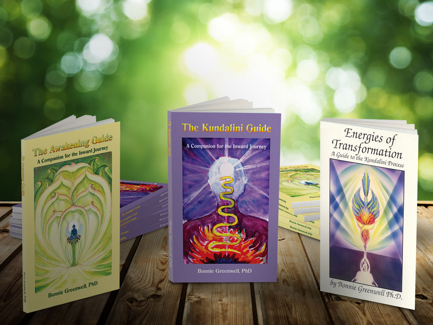 Kundalini Books — The Kundalini Guide