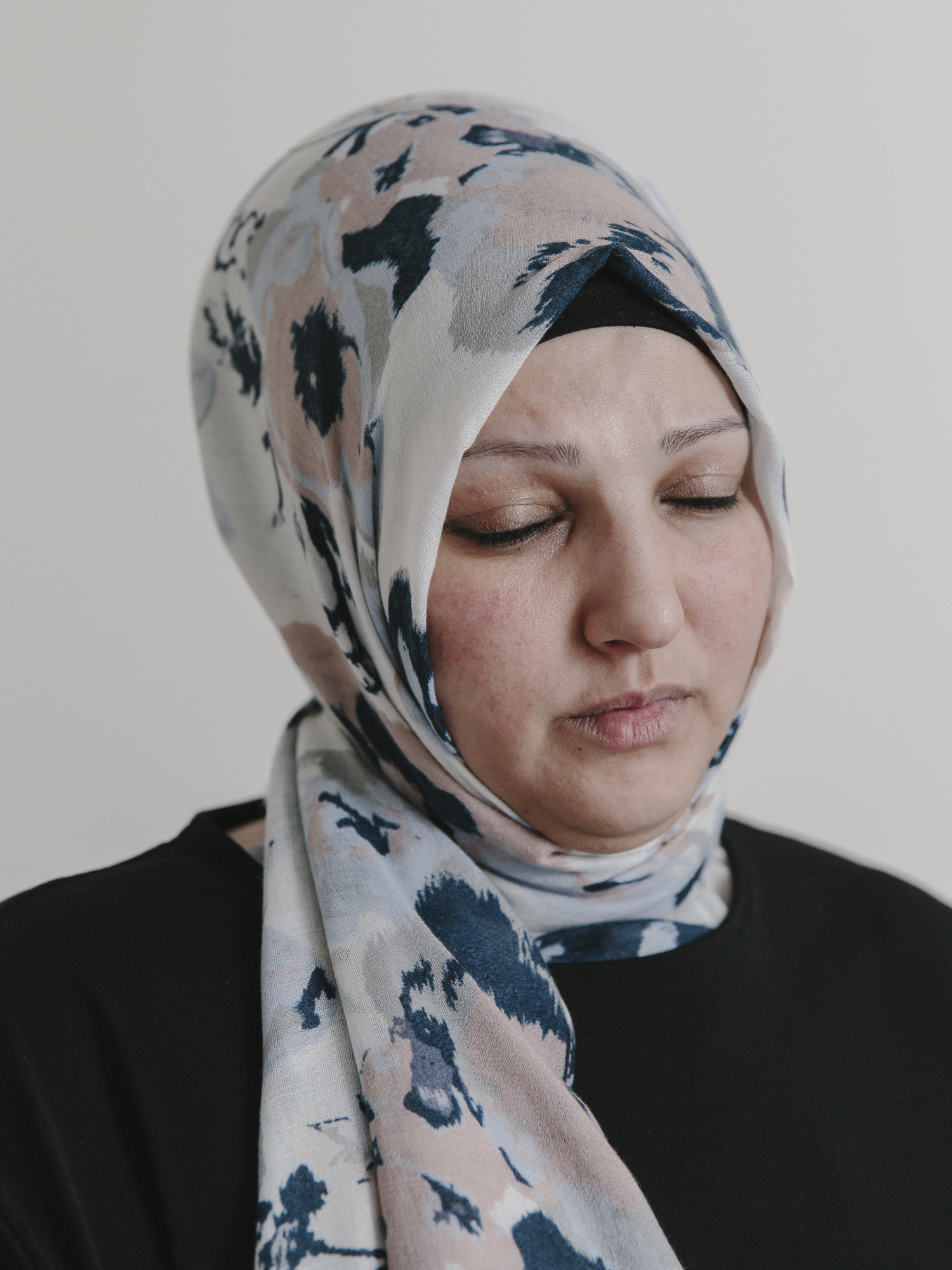 """Neriman Yaman, 37, asked in an interview after attending a court hearing for her son, """"What is happening to our children?"""" (Felix von der Osten for The Washington Post)"""