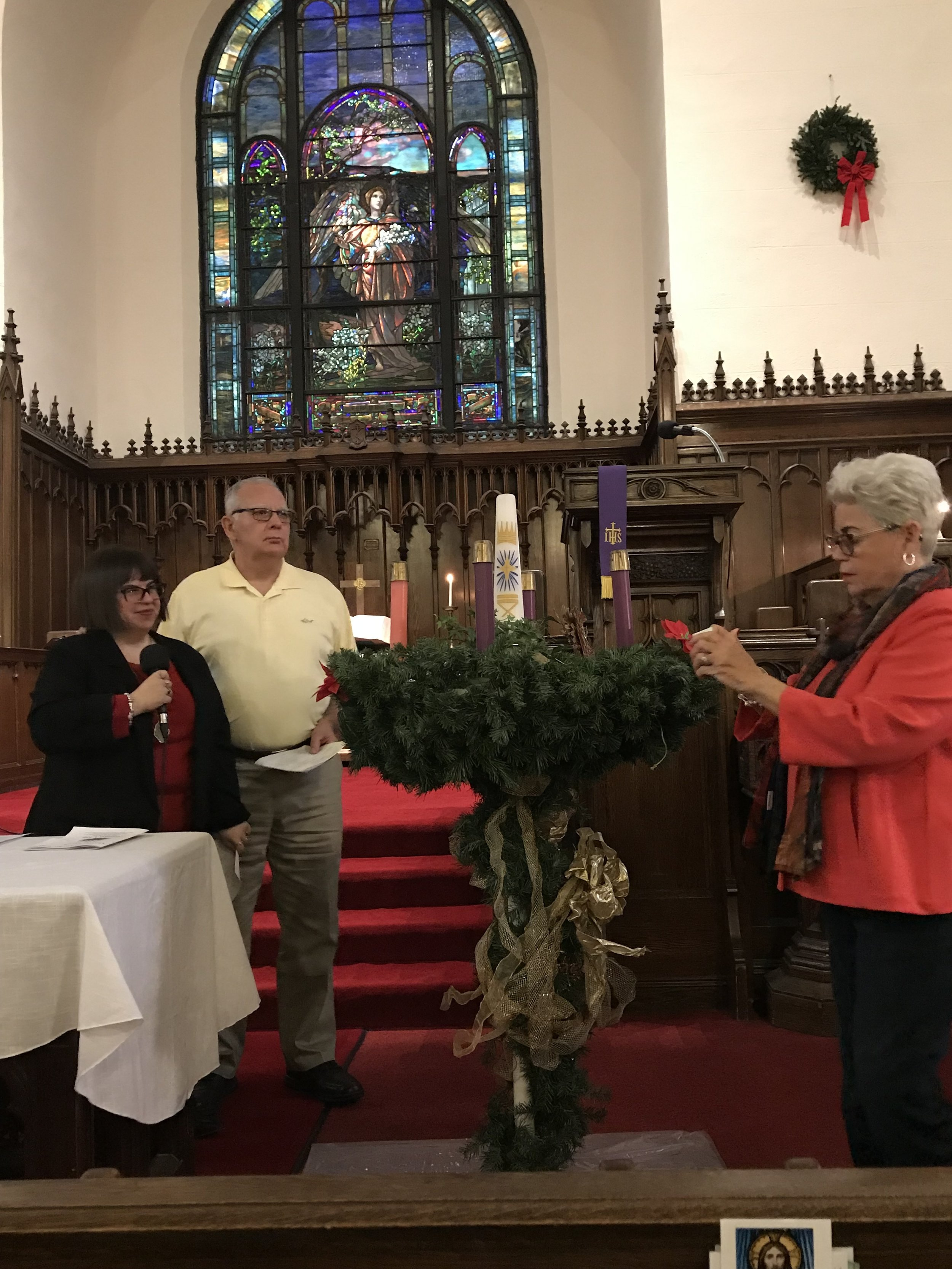 Advent Wreath Lighting 2018.JPG