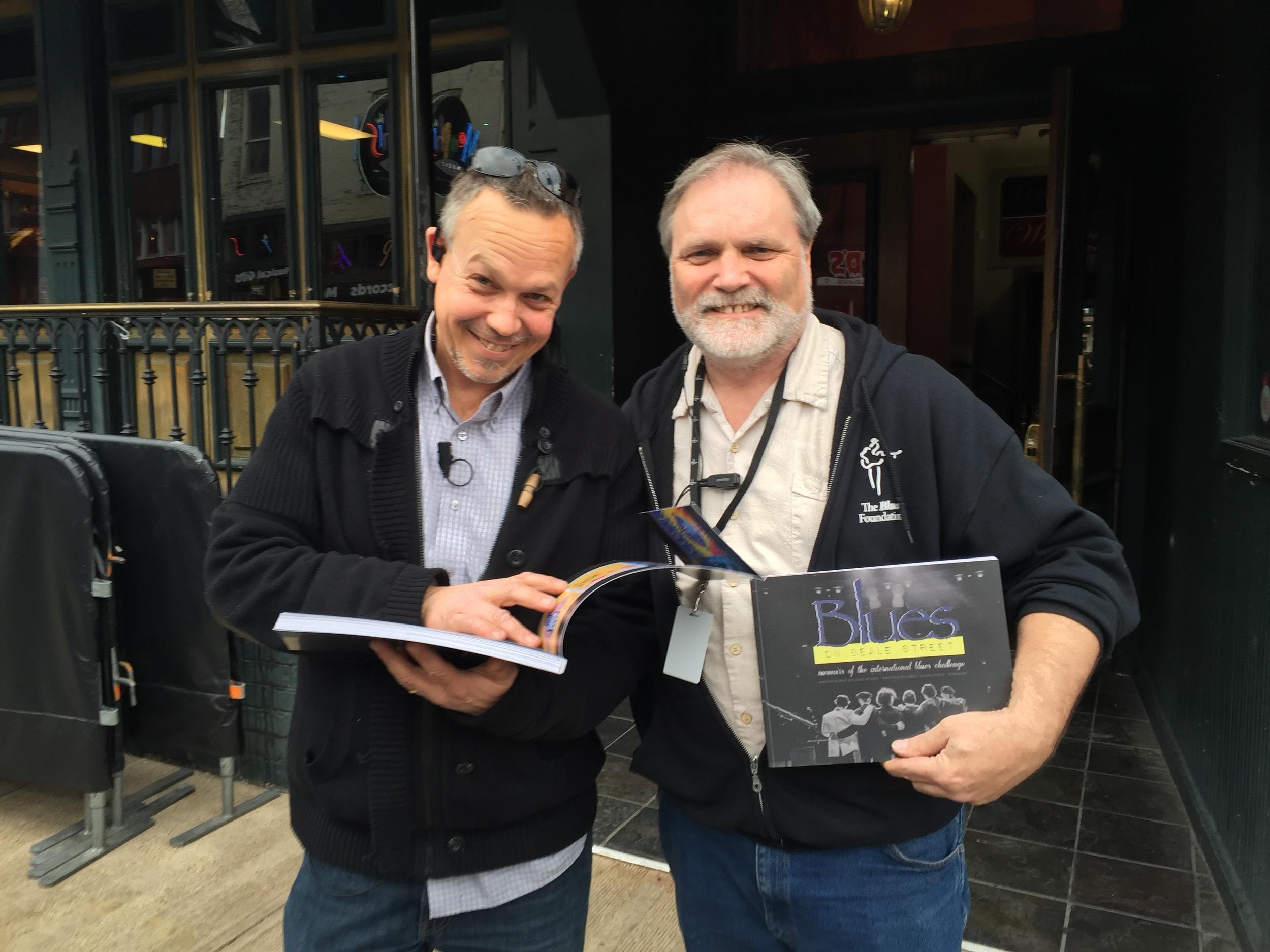 Joe Whitmer and Greg