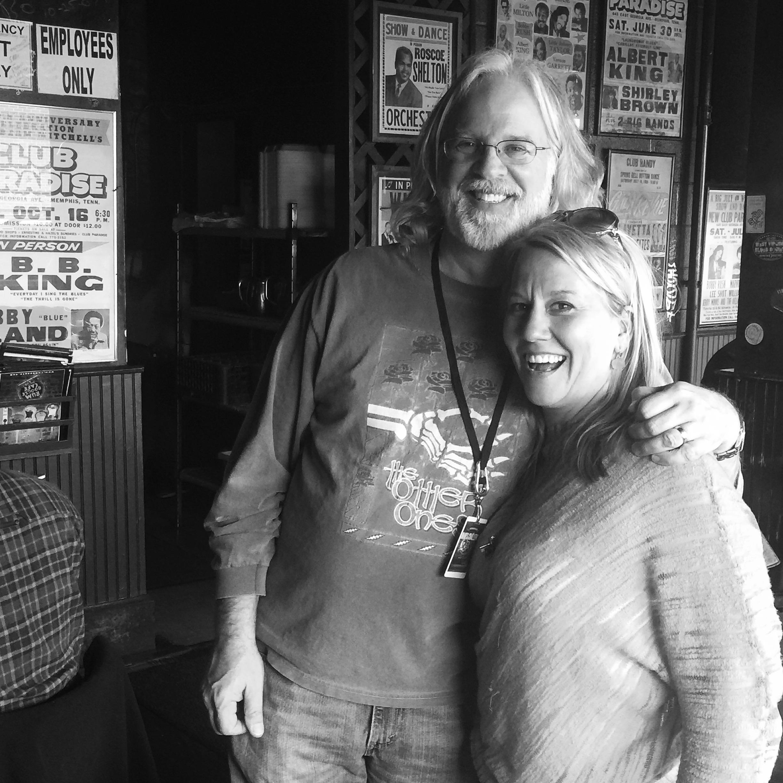 Steve Mack and Jenn