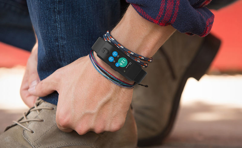 Glucowear -Real-Time Glucose Readings