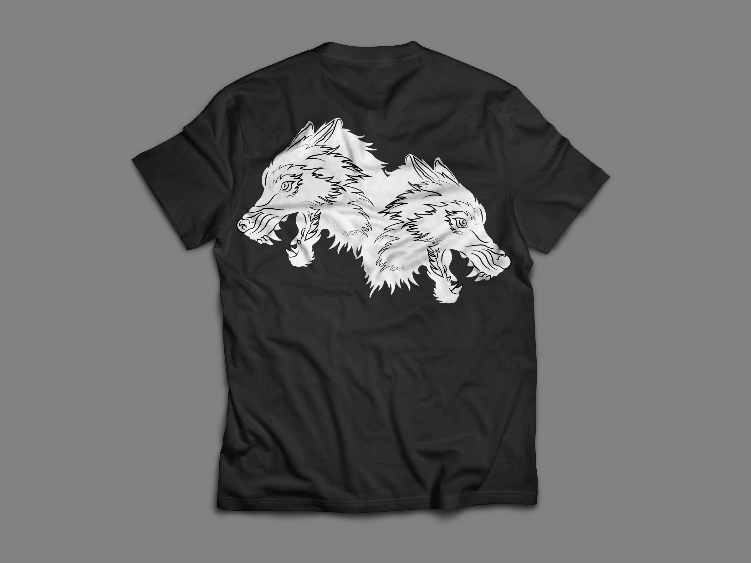 wolf-shirt-on-black-shirt-two-bw.jpg