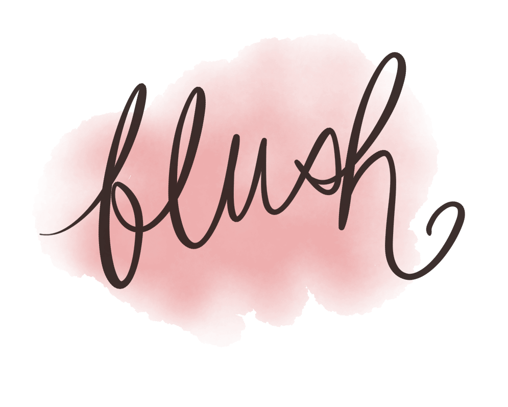 Copy of Blush Makeup Artistry Logo