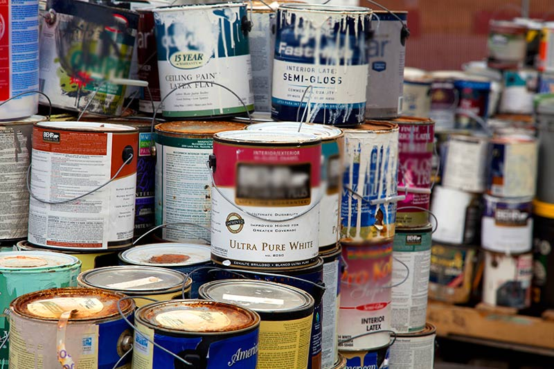 Latex Paint Marathon County Solid Waste Department