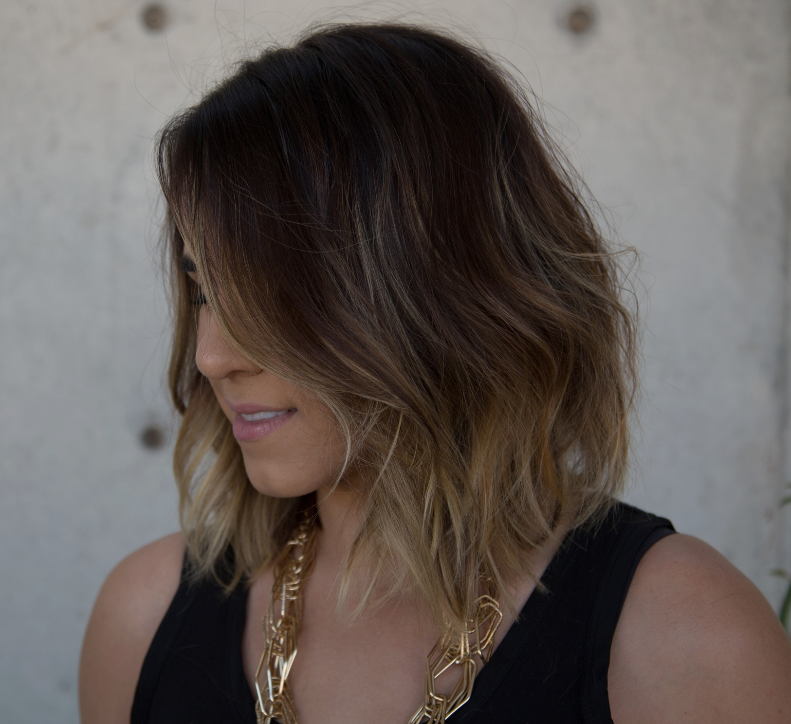 Hair Cut Tutorial On The Long Bob Confessions Of A Hairstylist
