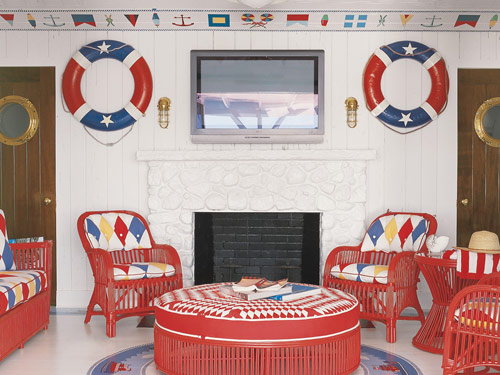 Sailboat Floor