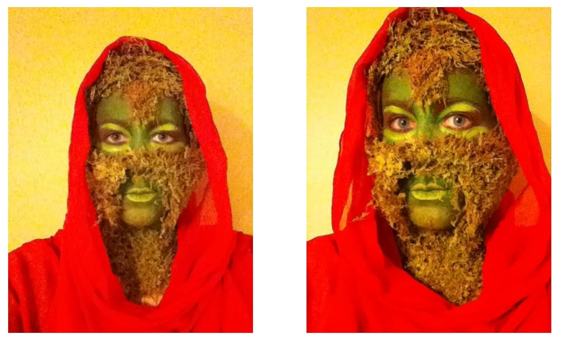 Creepshow/Swamp Thing Inspired