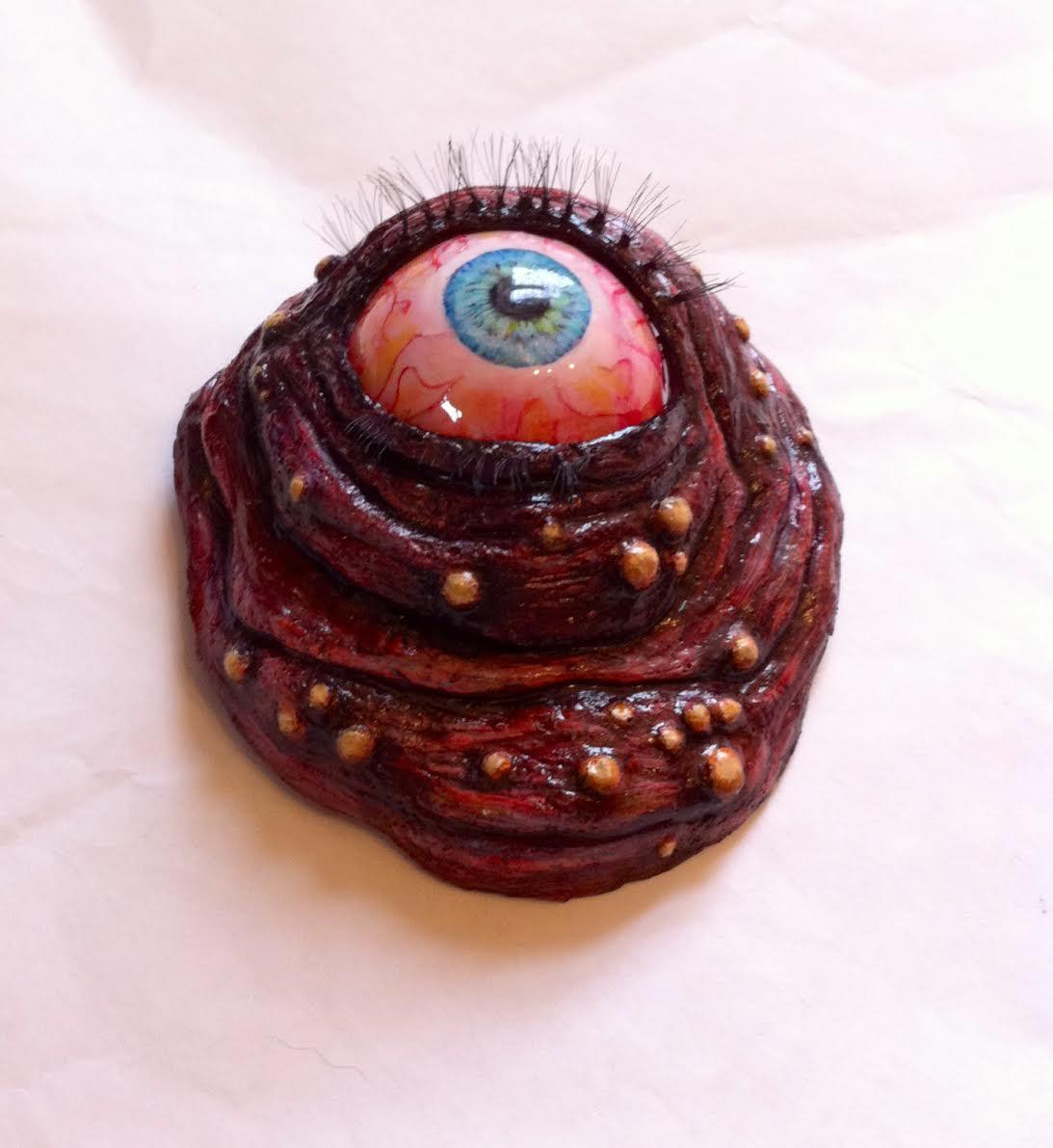 Gross Eye Prosthetic