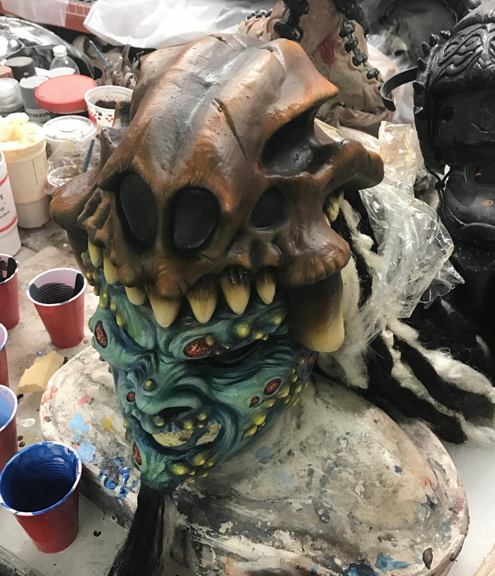 Pustulus's Mask