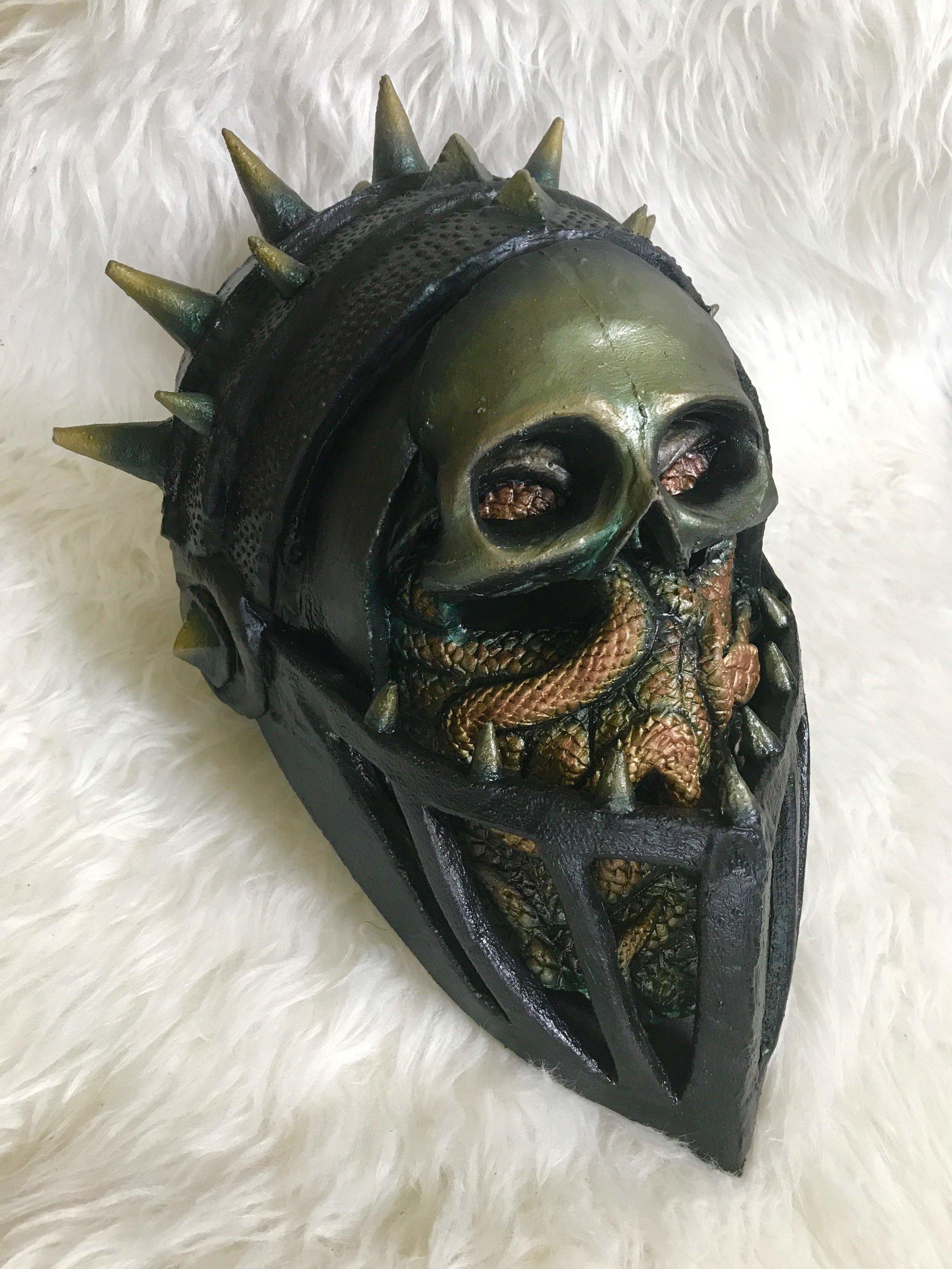 Lamia Mask