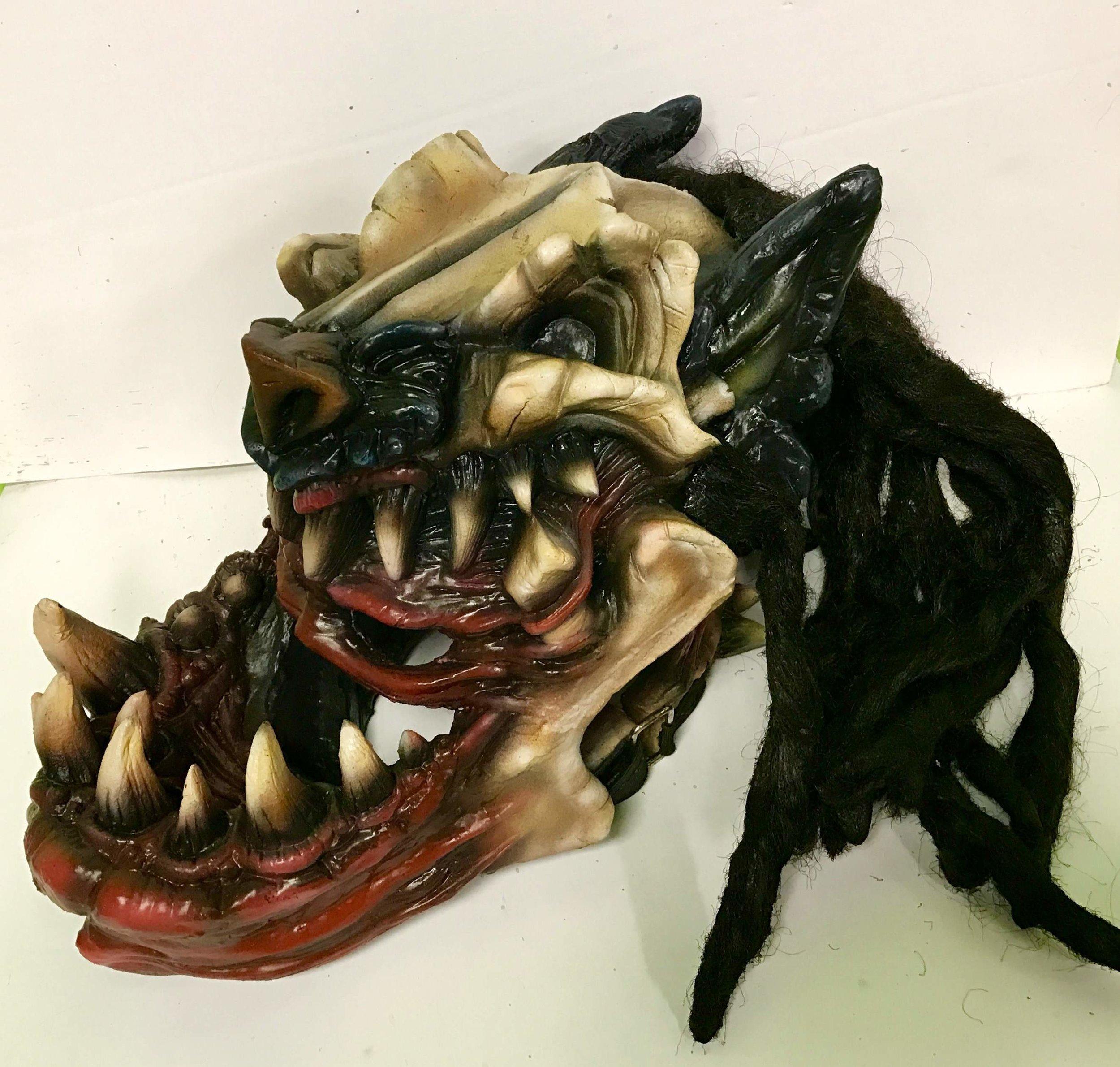 Jizmak's Mask