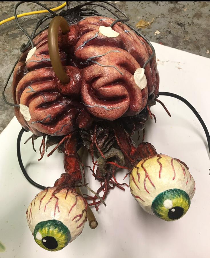 Glombot Brain