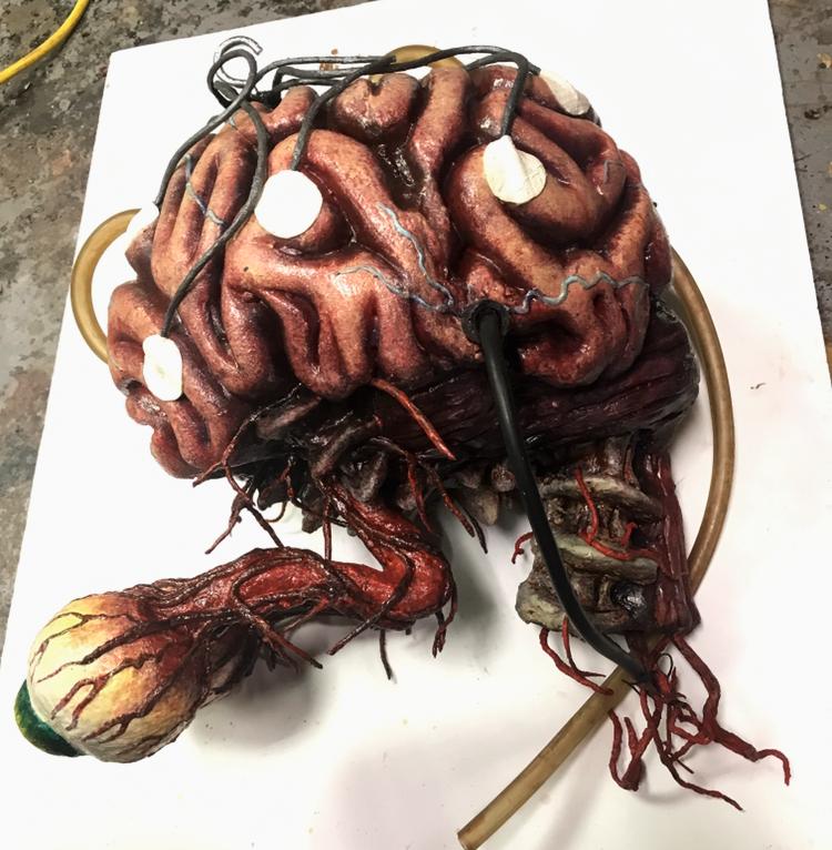 Glombot Brain Profile