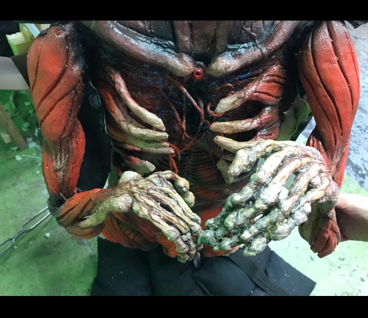 Glombot Corpse Body
