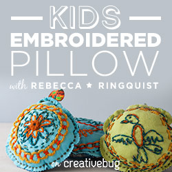 Kids Pillow Workshop