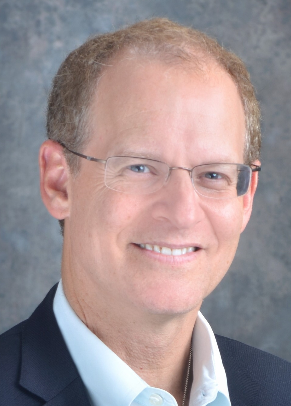 Author Russ Greenfield, MD, Medical Director for PurThread