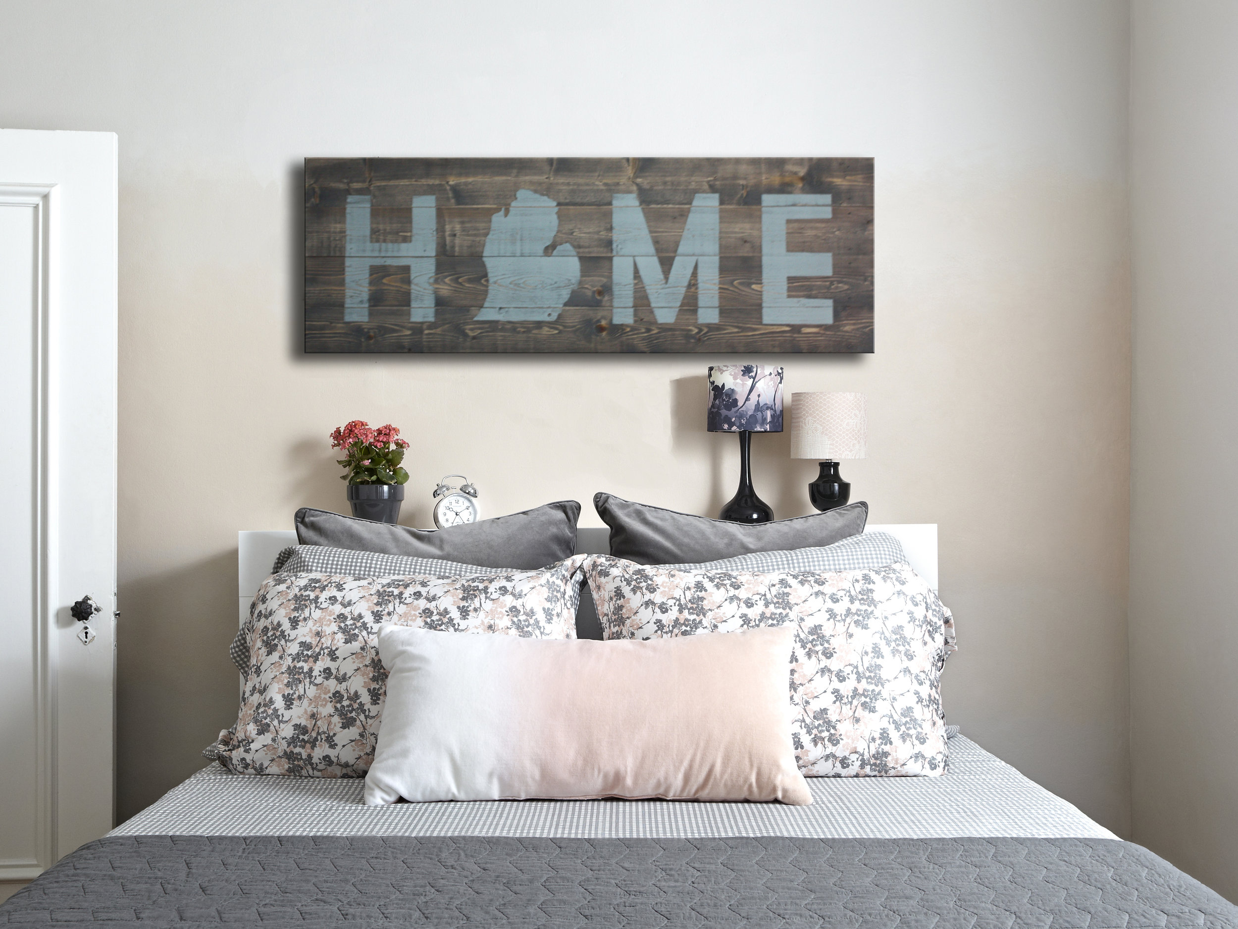 SHOP WOODEN WALL ART