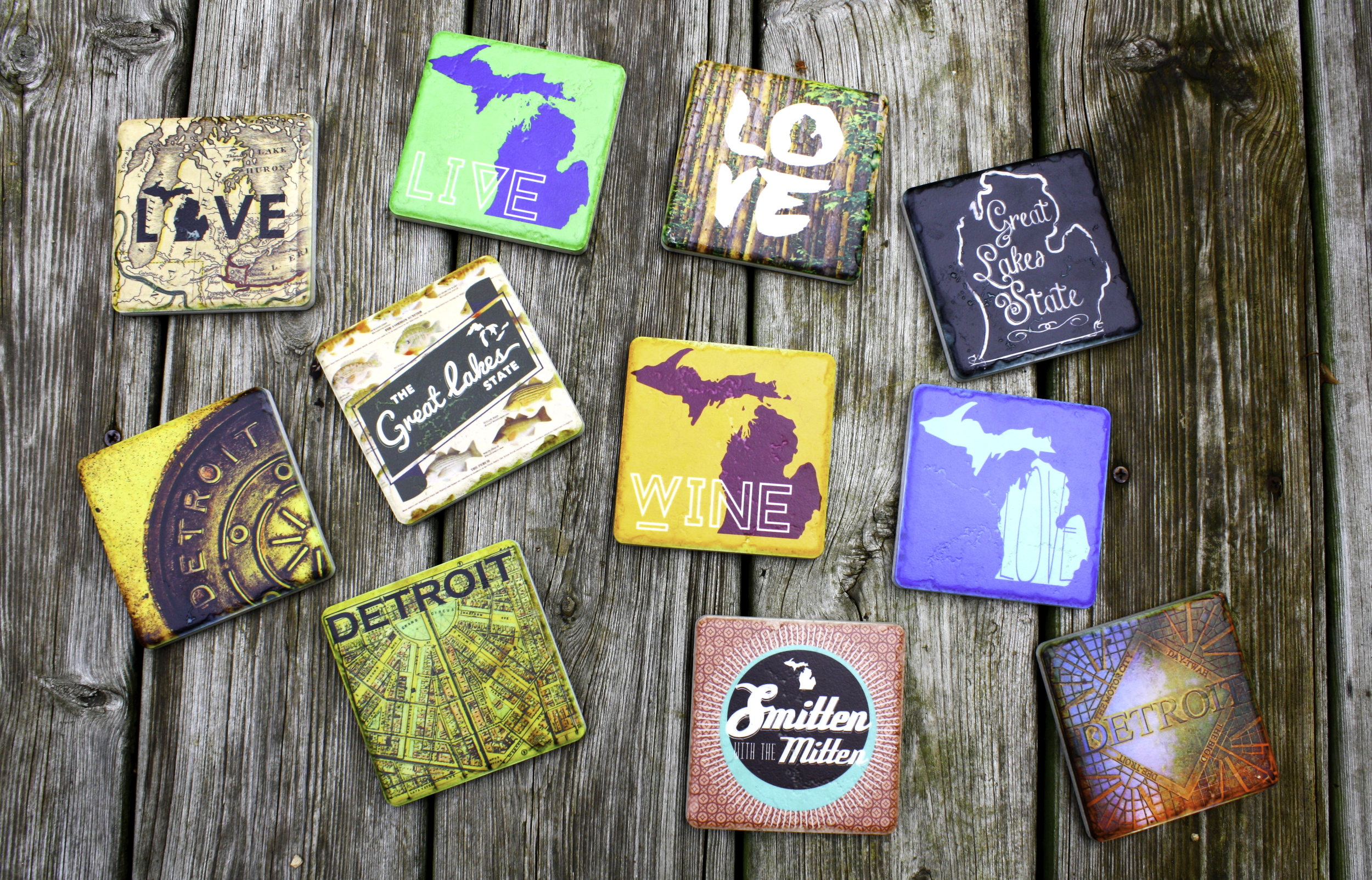 SHOP COASTER COLLECTIONS