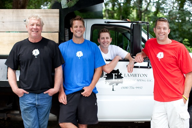 E. Lambton Landscaping Crew