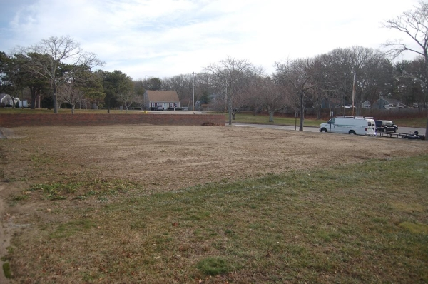 Falmouth Teaticket School Before Pic