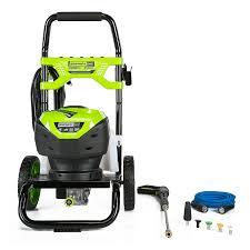 GreenWorks - 2200 Power Washer
