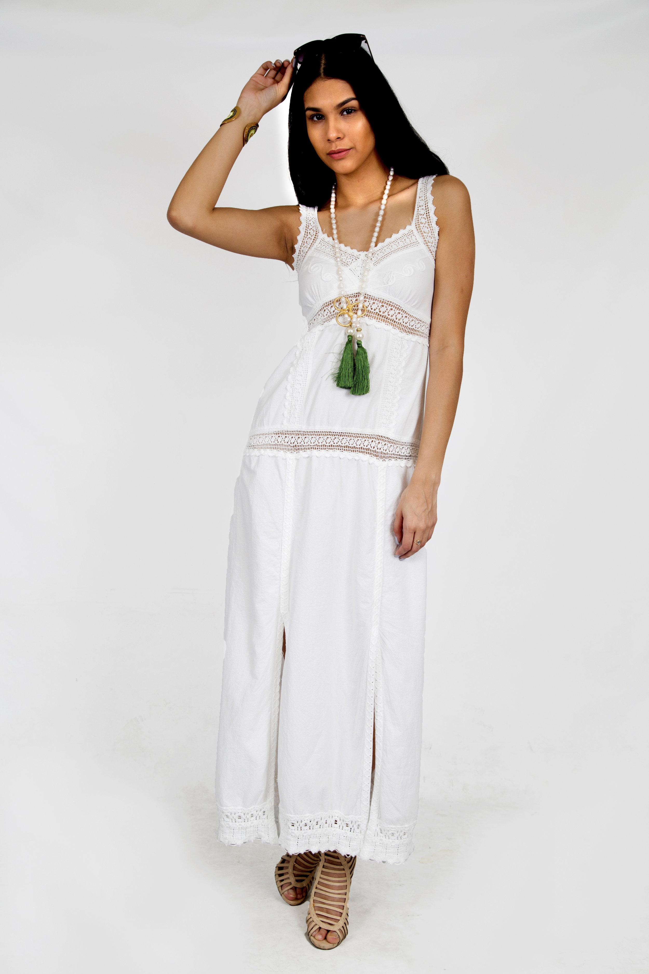 Summer Cotton Dress Dennise - Shop on Ebay
