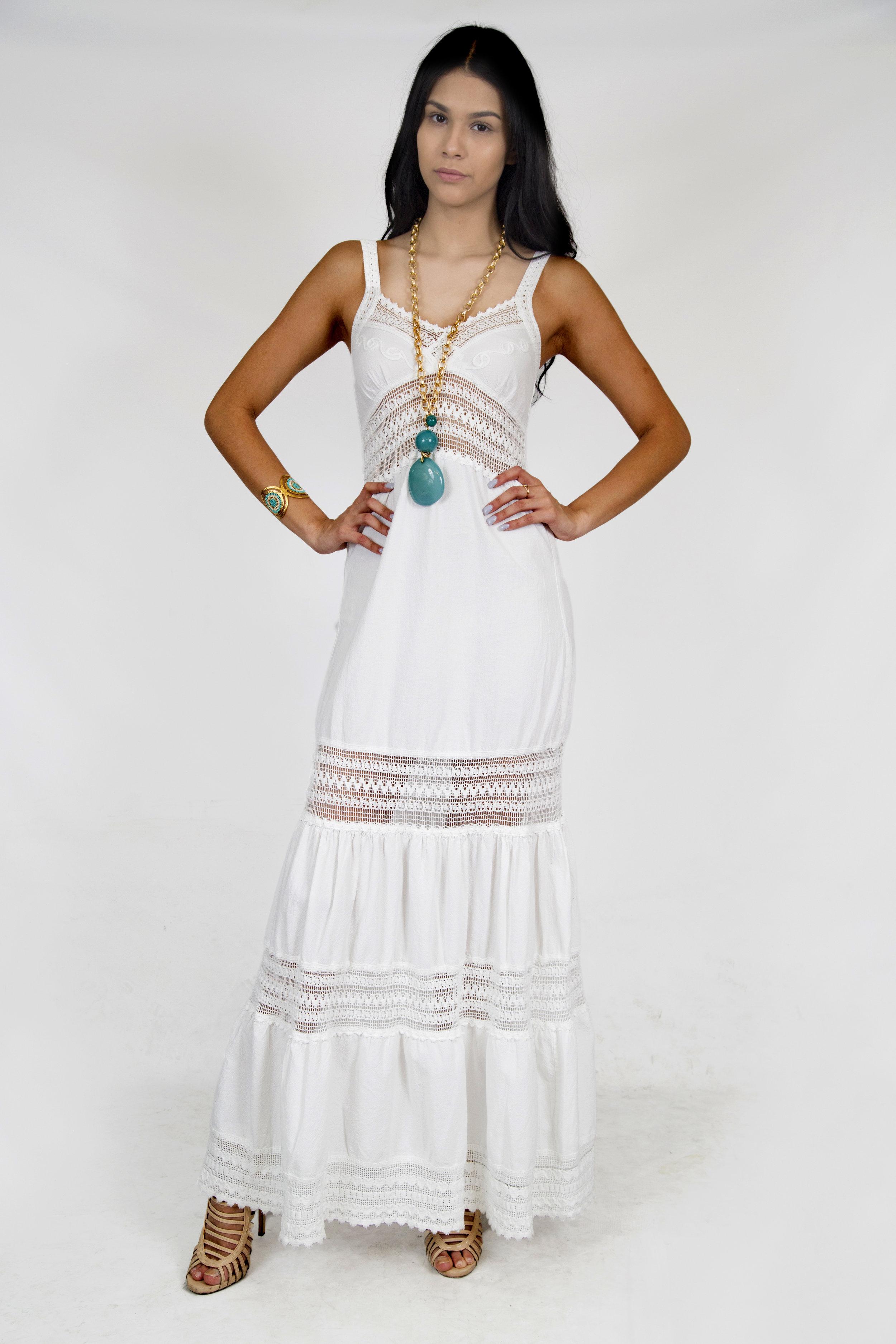 Summer Cotton Dress- Veronica - Shop on Ebay