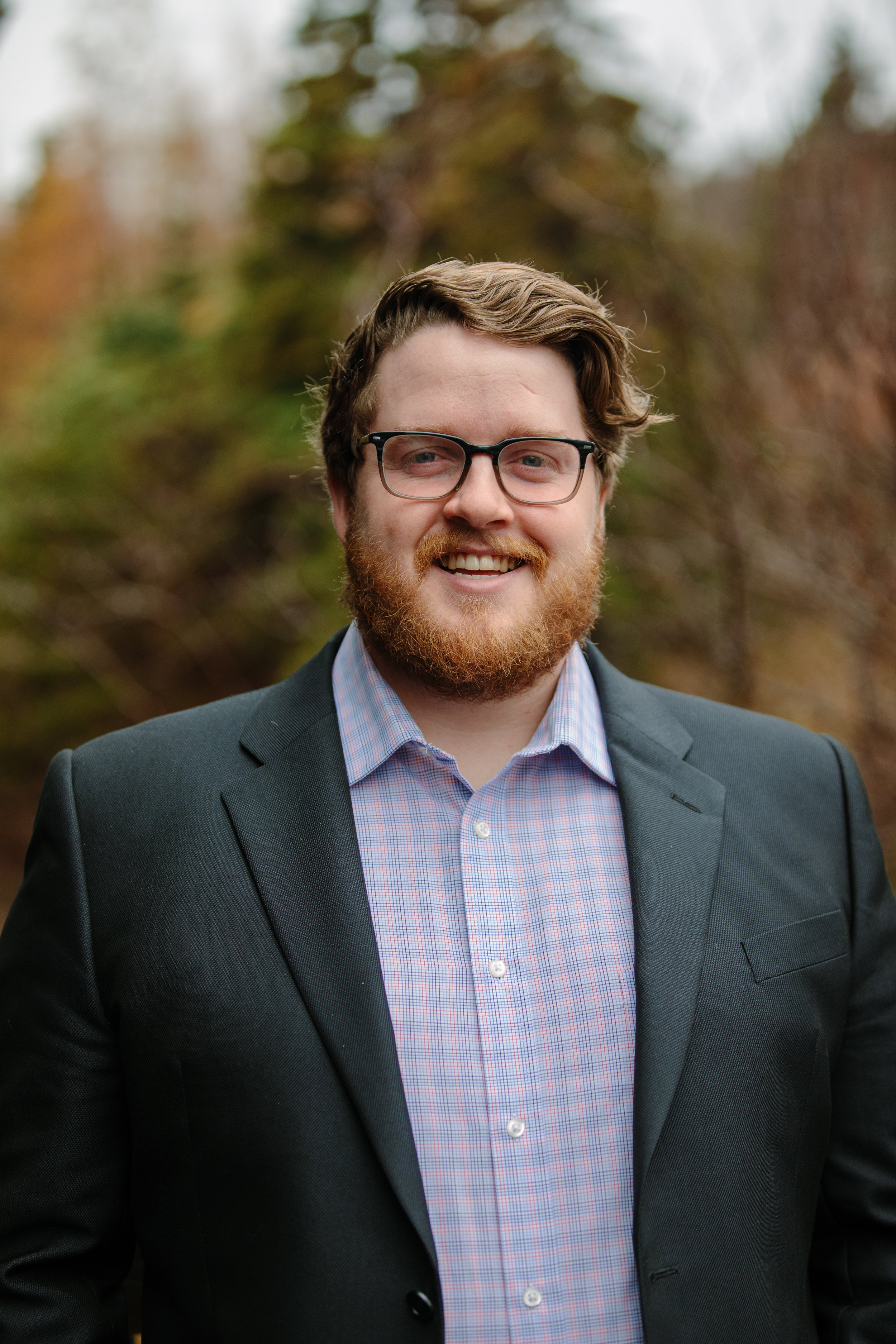 Ethan Doney, Project Manager for Everybody Eats