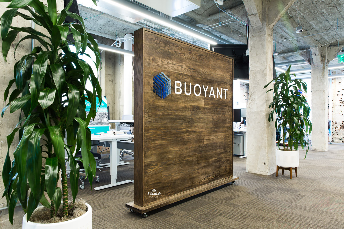 Buoyant  - Moss Logo