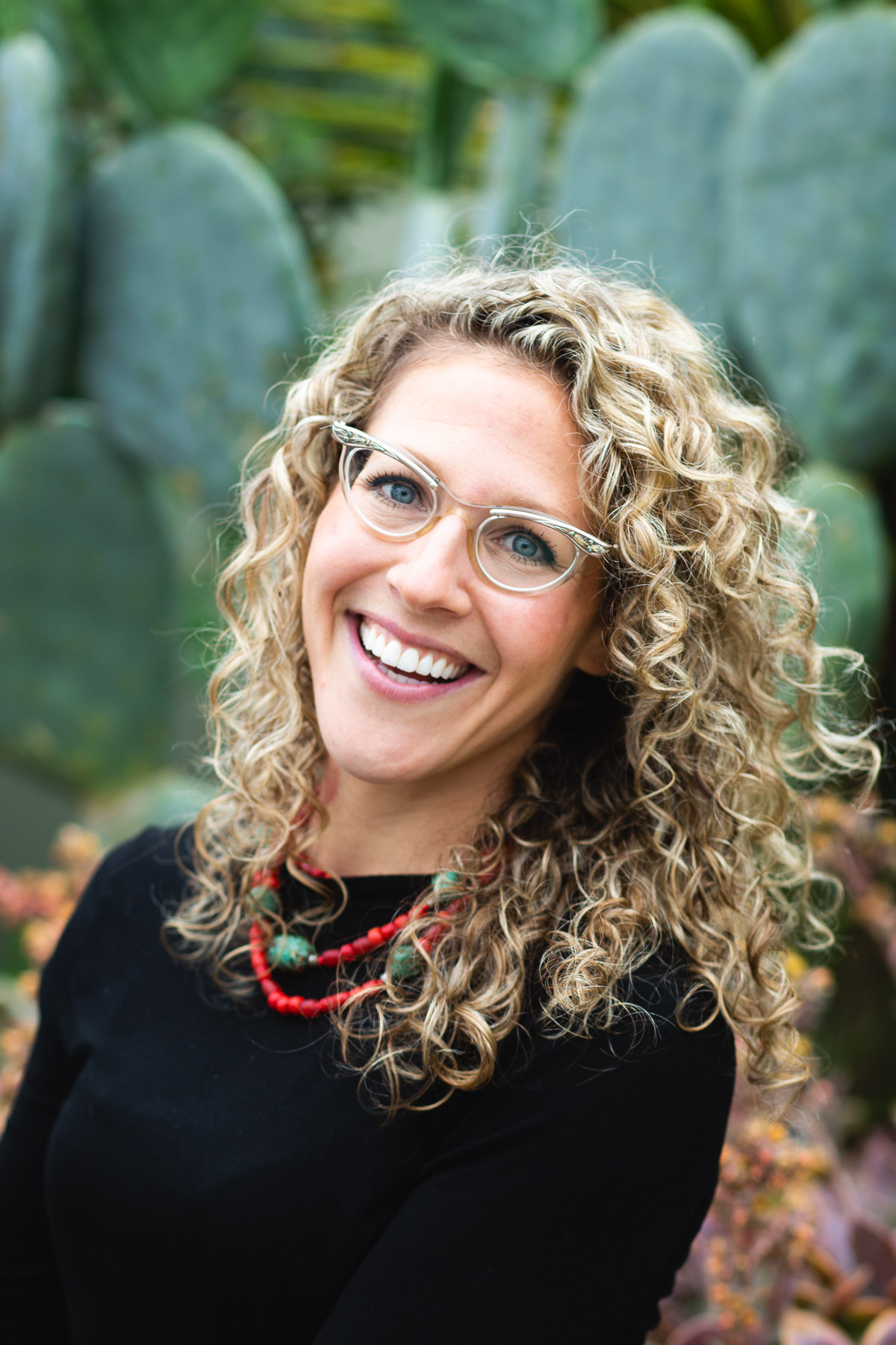 Amanda, CEO & Founder
