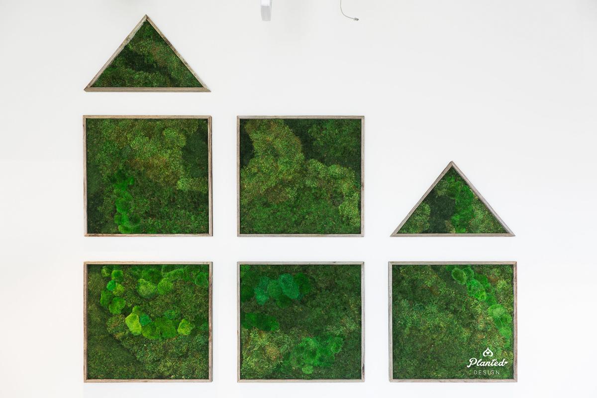 W. L. Butler  - Moss Wall