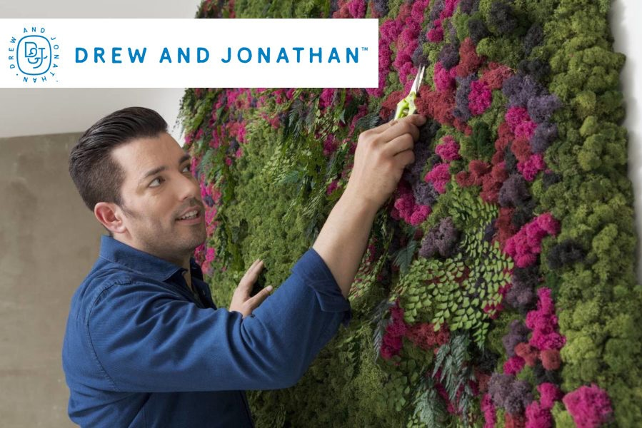 The Hidden Beauty of Living Walls from HGTV's Jonathan Scott