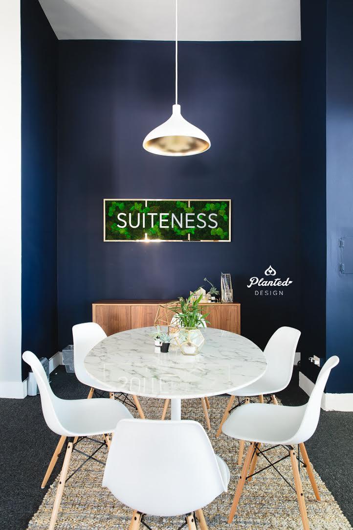 Suiteness  — Moss Wall