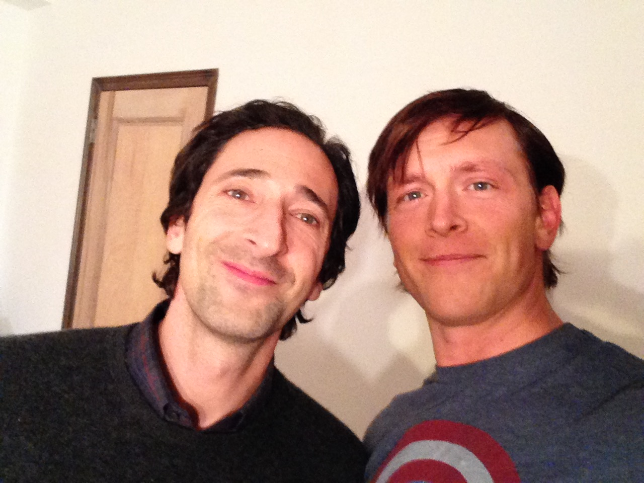 Adrien Brody/Theis Weckesser.  Manhattan Night.