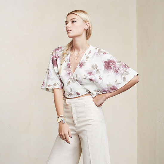 Reformation Chloe Top
