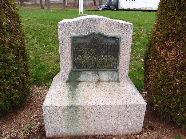 General John Patterson Memorial