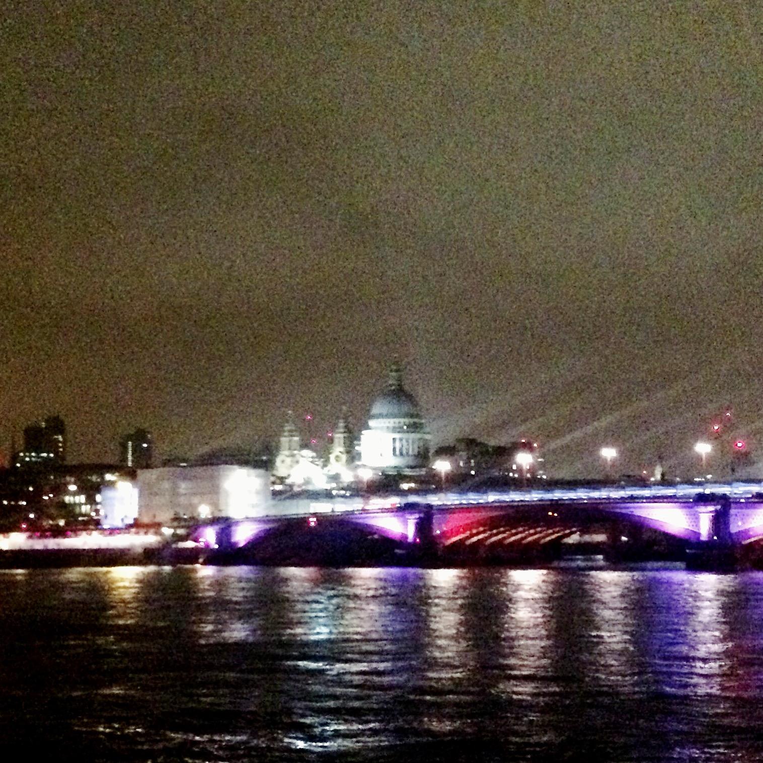 London, that minx
