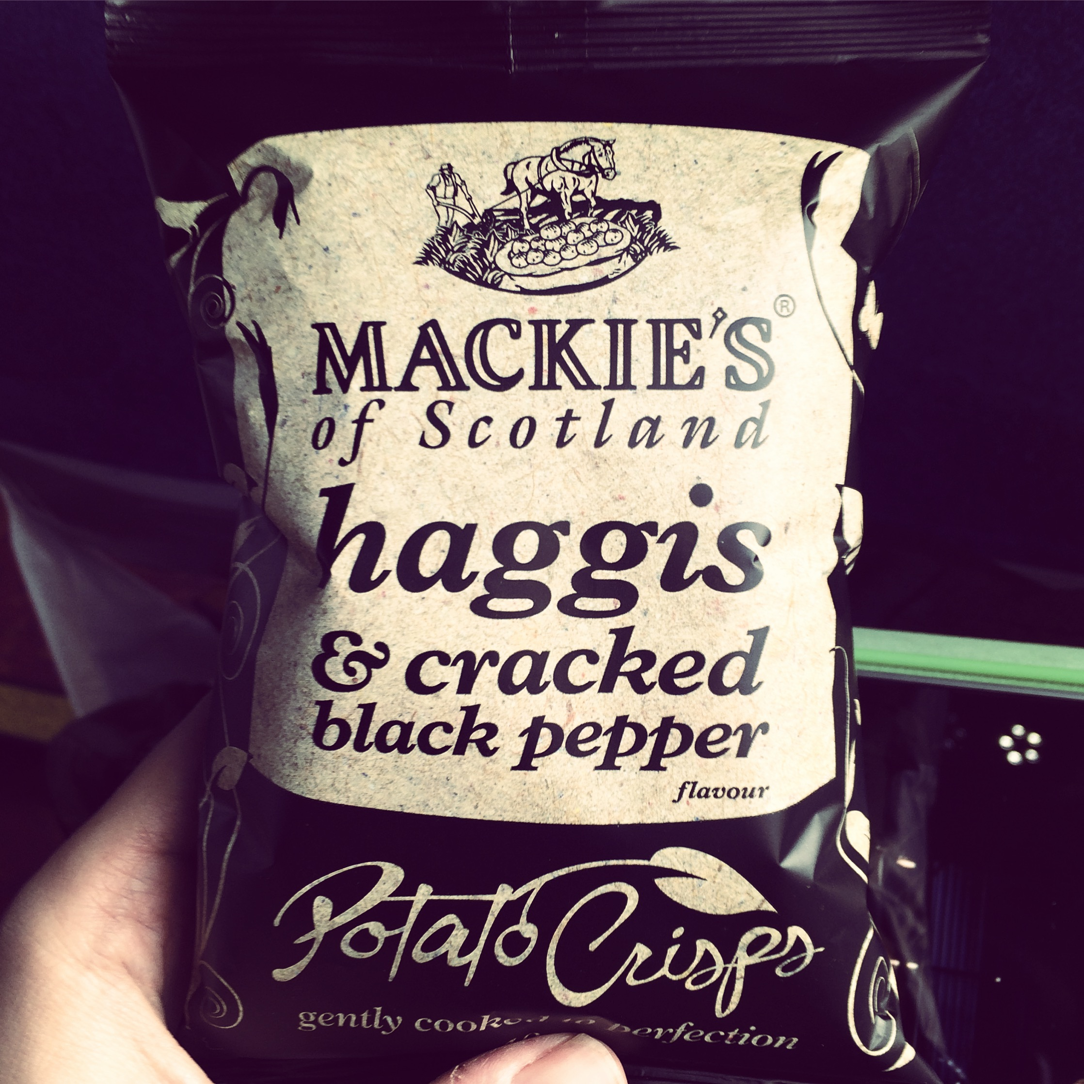 Haggis Crisps!
