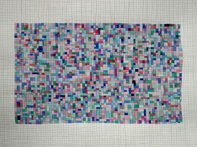 Resolution Study in RGB, 480SD